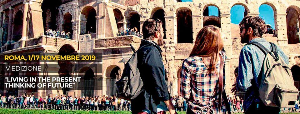 ALL ROUTES LEAD TO ROME - 4° edizione