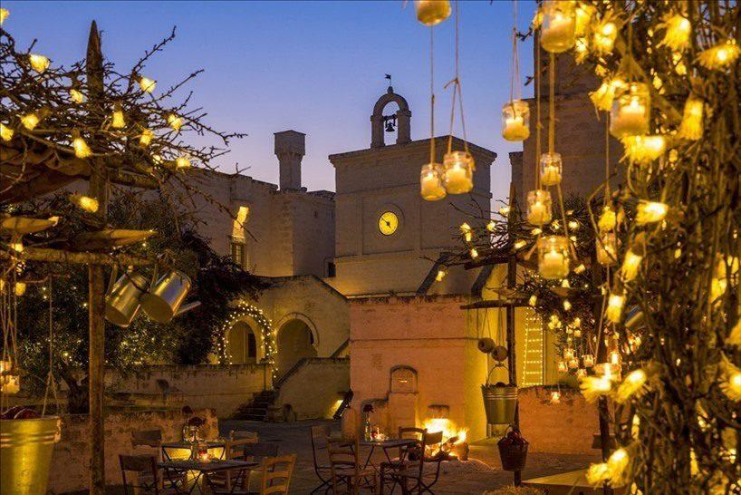 La Casa delle Luminarie - Natale a Borgo Egnazia