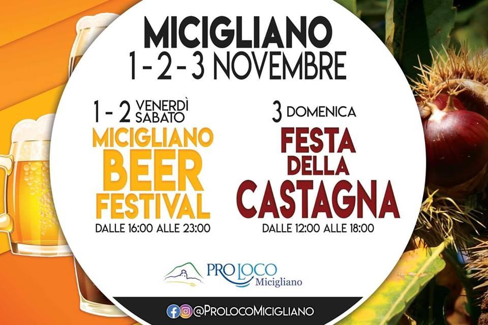 Beer Fest & 30° Sagra della Castagna