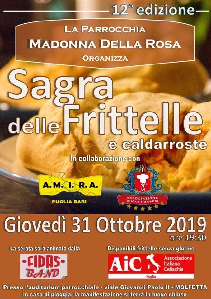 Sagra delle Frittelle e Caldarroste - 12° edizione