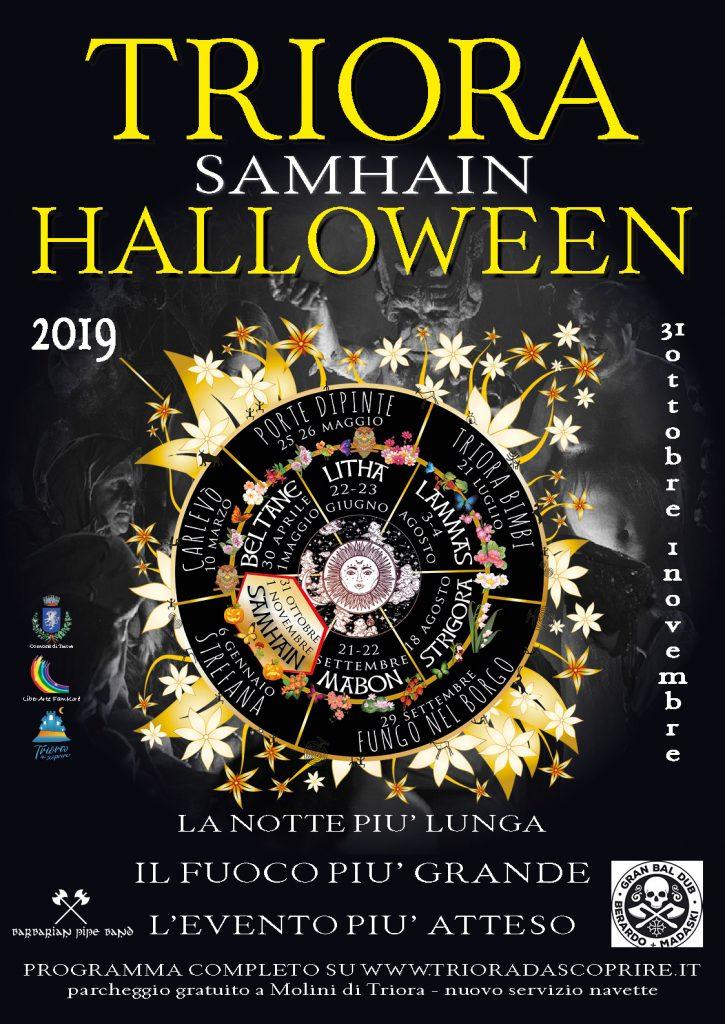 Triora Samhain 2019