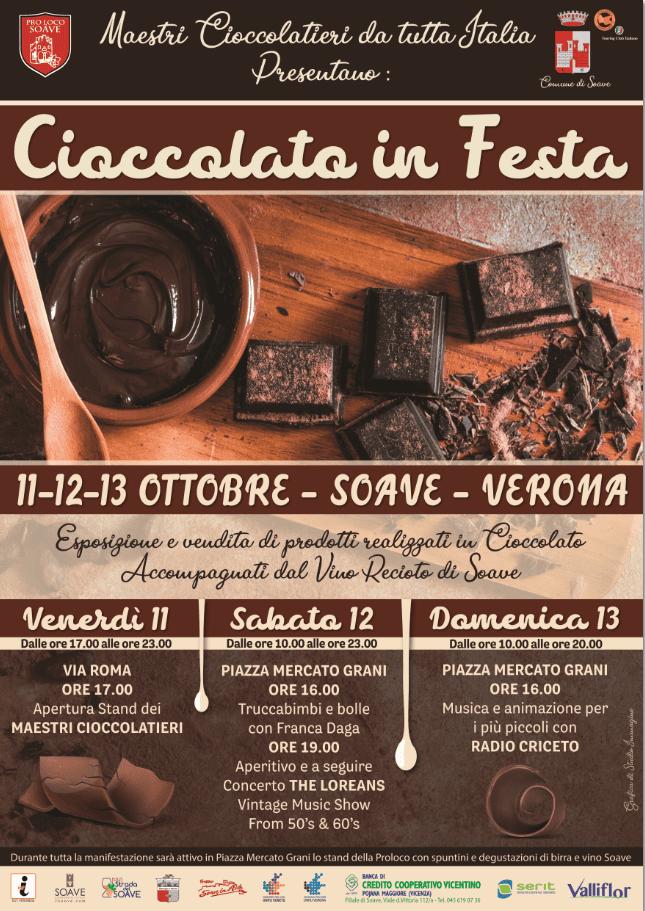 Cioccolato in Festa 2019