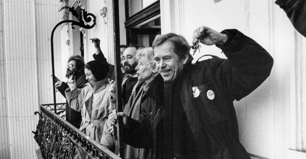1989: Rivoluzione di Velluto