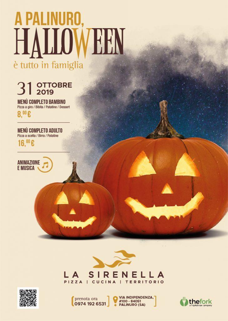 Halloween a Palinuro 2019