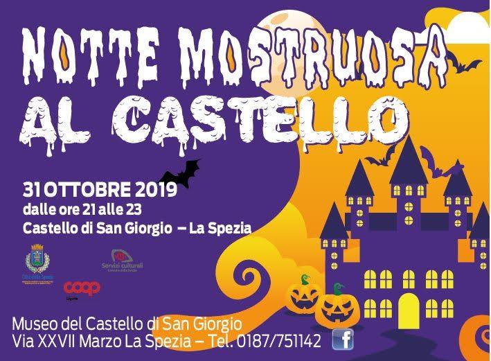 Notte Mostruosa al Castello 2019