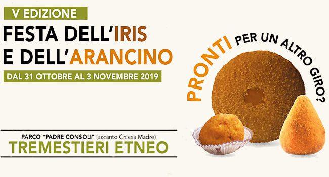 Festa dell'Iris e dell'Arancino - 5° edizione