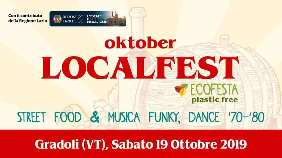 Oktober LocalFest - Ecofesta