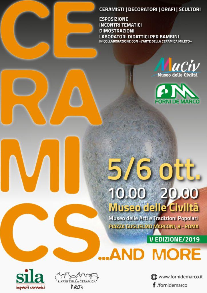 Ceramics…and more - 5° edizione