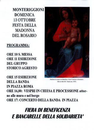 Festa Madonna del Rosario 2019