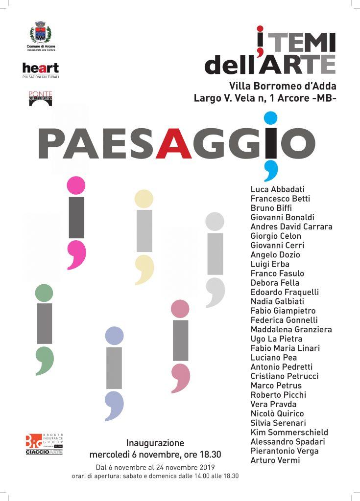 Paesaggio - I TEMI DELL'ARTE