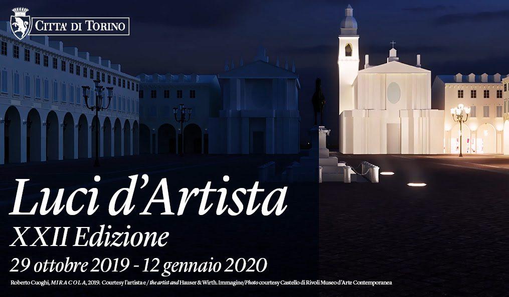 Luci d'Artista - 22° edizione
