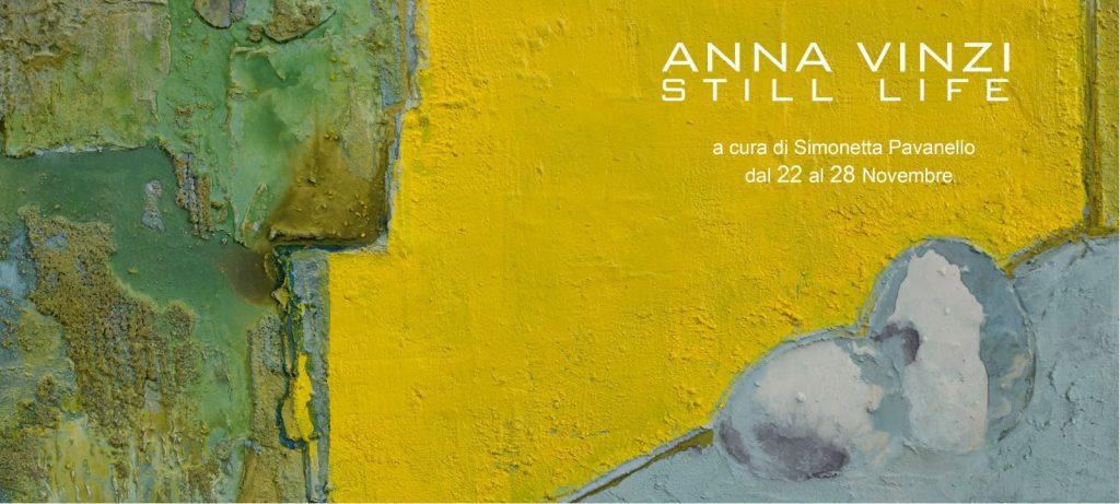 Still Life di Anna Vinzi