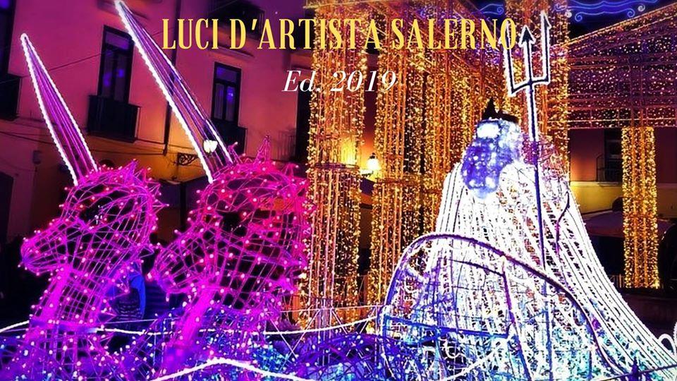 Luci d'Artista Salerno - 14° edizione
