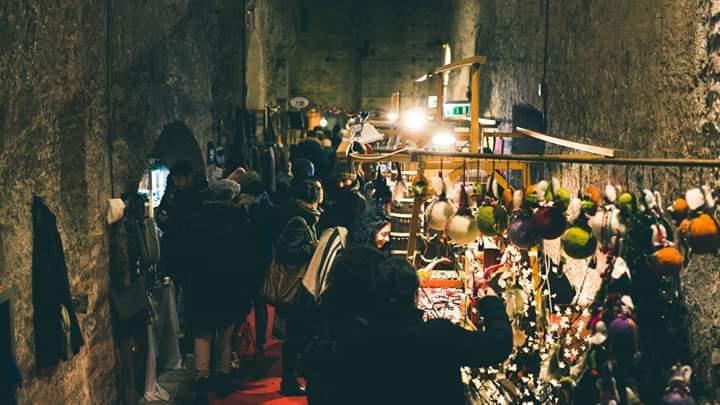 Natale alla Rocca - Perugia Sotterranea