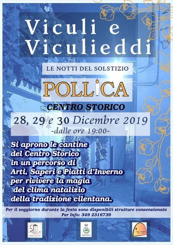 Viculi e Viculieddi - Le Notti del Solstizio 2019