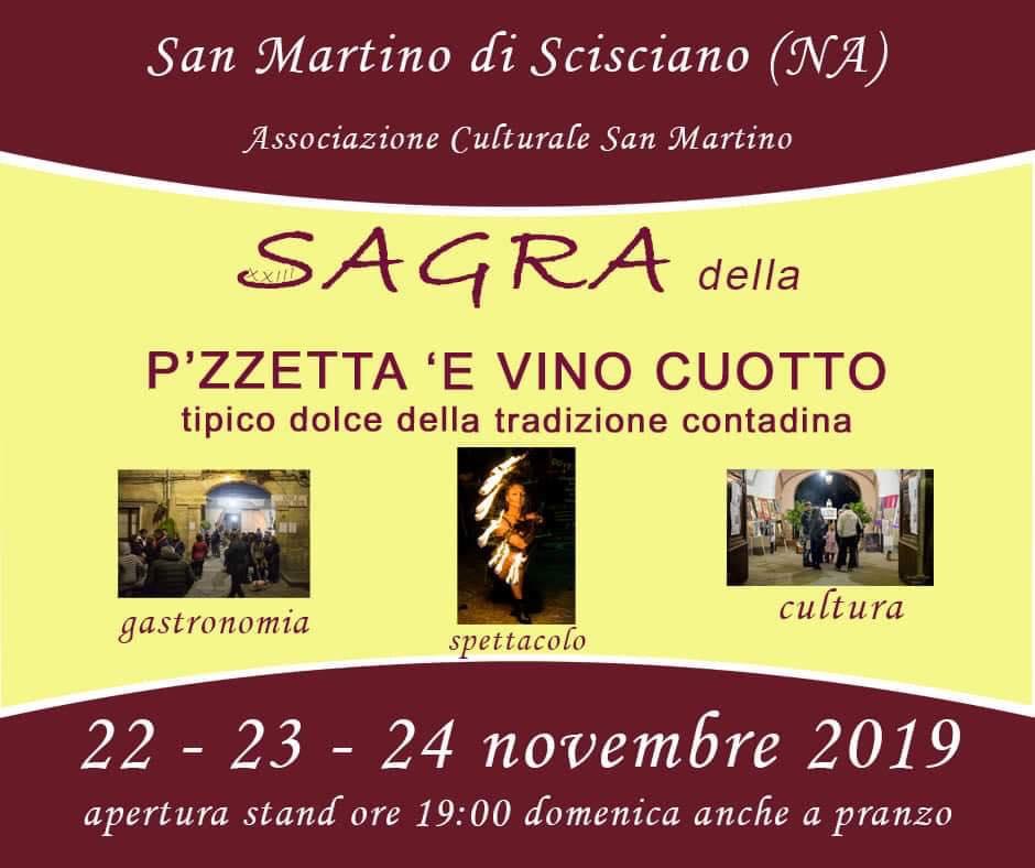 Sagra della P'zzetta e Vino Cuotto