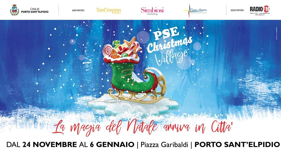 PSE Christmas Village 2019