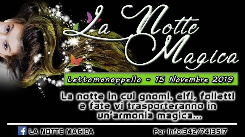 La Notte Magica - 3° edizione