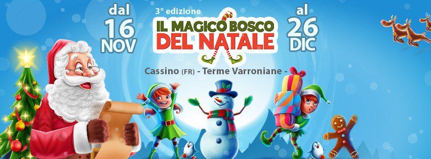 Il Magico Bosco del Natale - 3° edizione