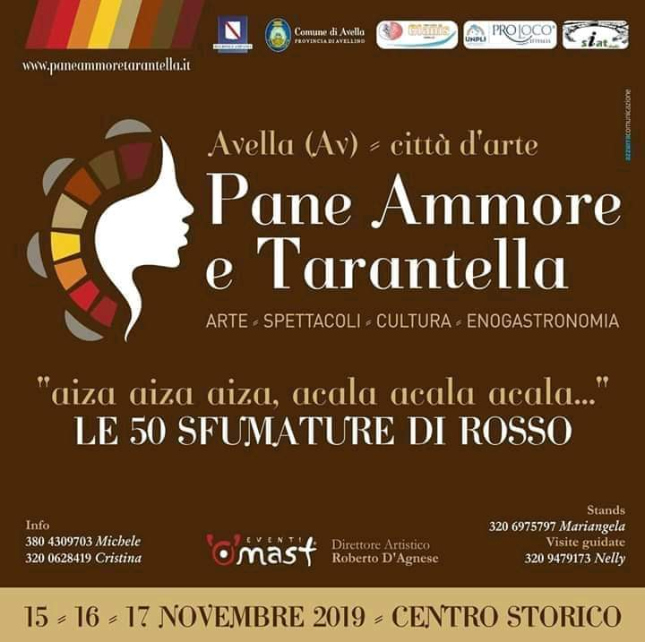 Pane Ammore e Tarantella 2019