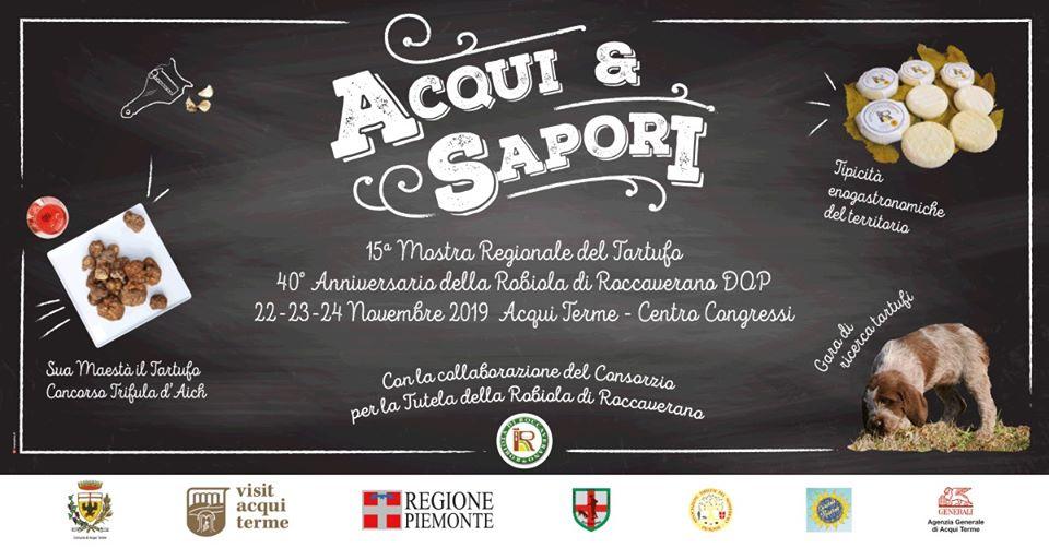 Acqui e Sapori - 15° edizione
