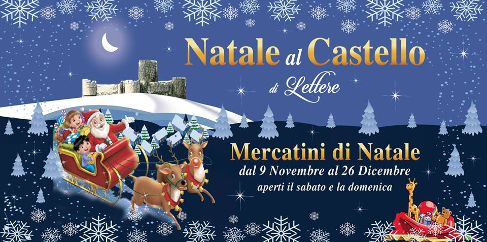 Natale al Castello di Lettere - 5° edizione