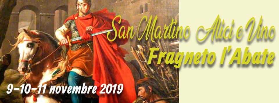 San Martino Alici e Vino - 19° edizione