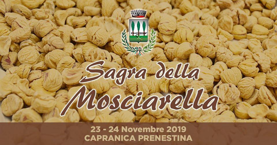 Sagra della Mosciarella 2019