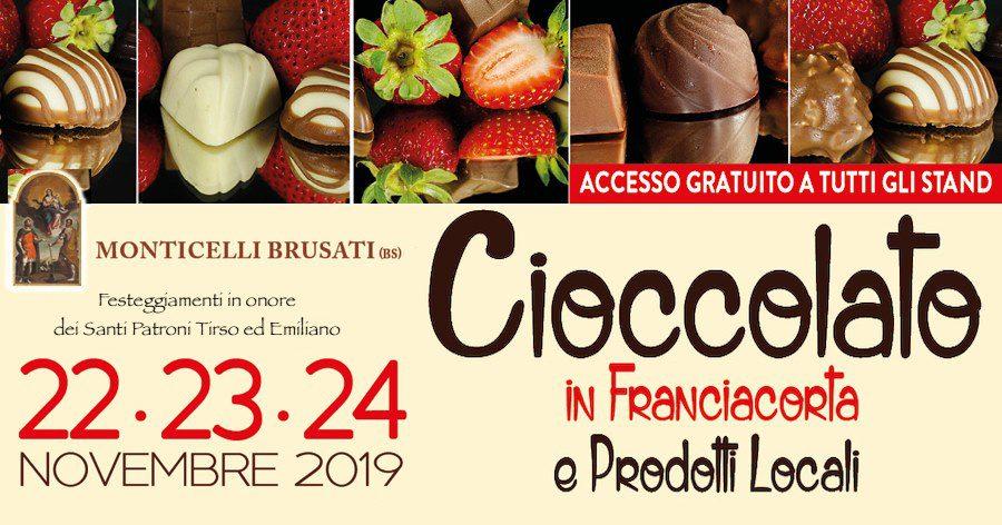 Cioccolato in Franciacorta e Prodotti Locali