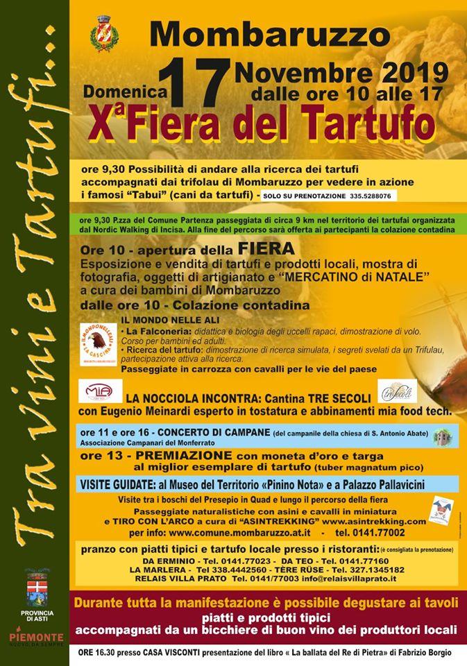 Fiera del Tartufo - 10° edizione