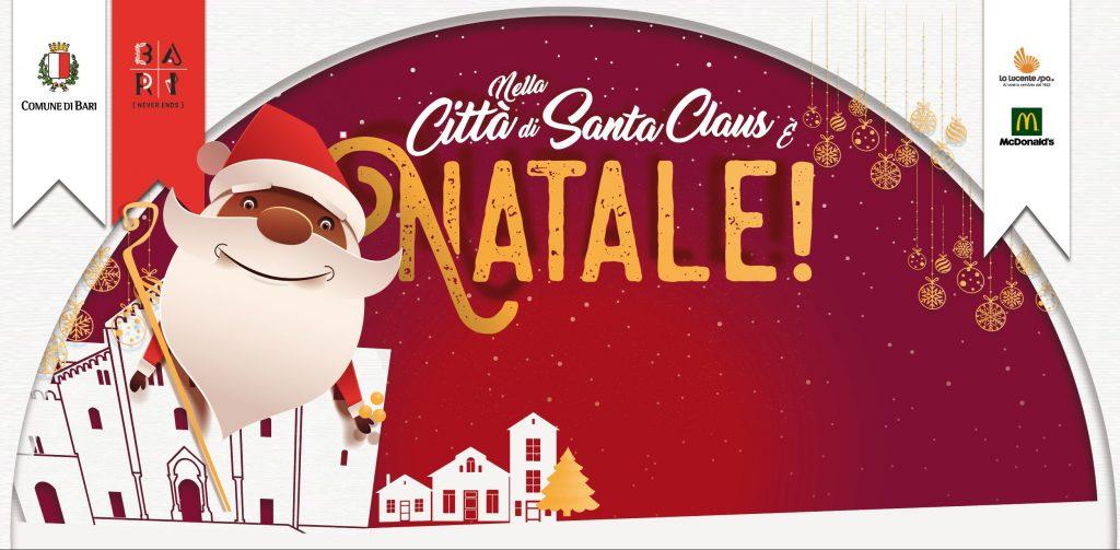 Nella Città di Santa Claus è Natale!