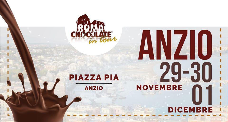 ANZIO Chocolate 2019