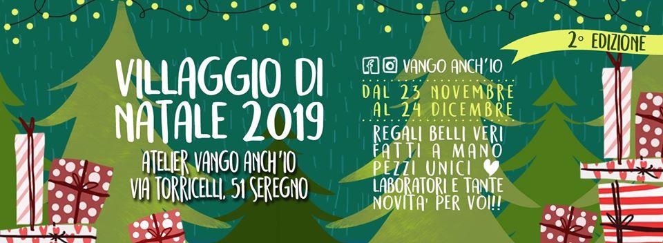Villaggio di Natale Vango - 2° edizione