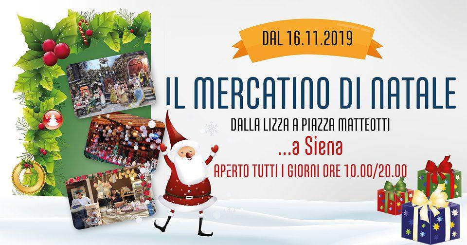 Villaggio di Natale di Siena