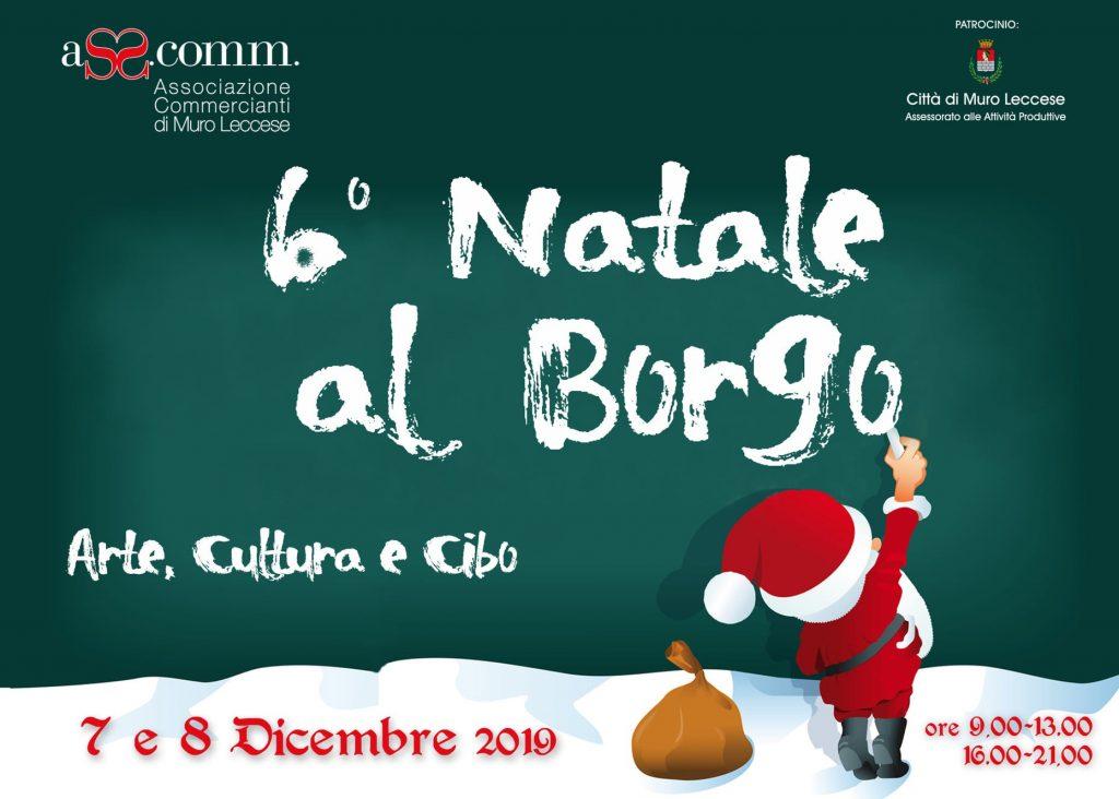 Natale al Borgo - 6° edizione