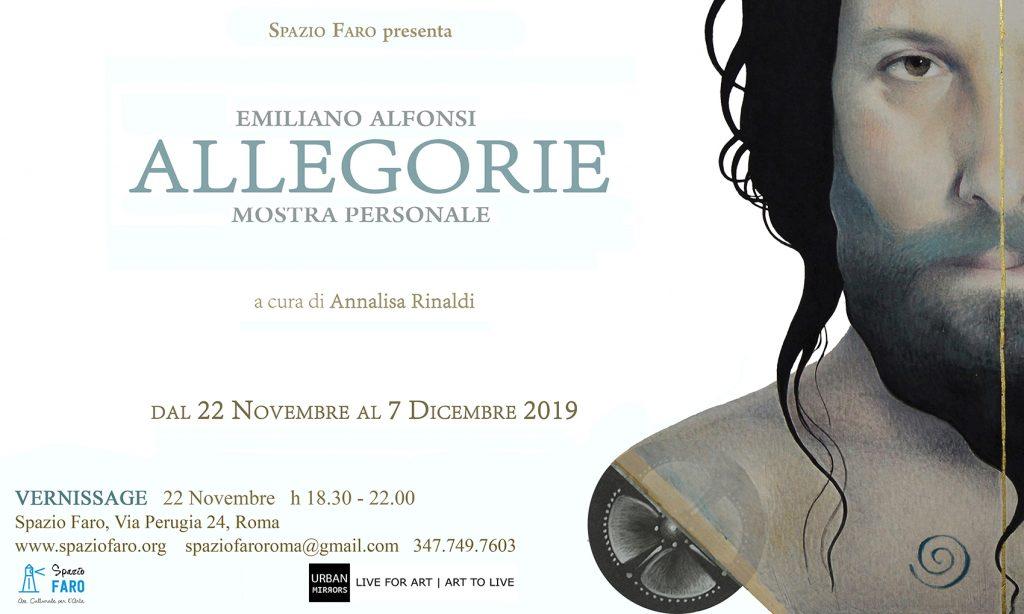 ALLEGORIE - personale di Emiliano Alfonsi