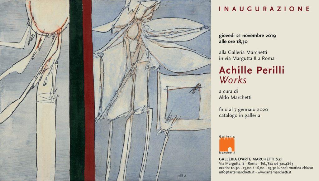 Achille Perilli. Works - Opere dal 1958 al 2008