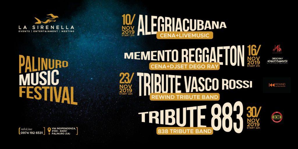 Palinuro Music Festival 2019