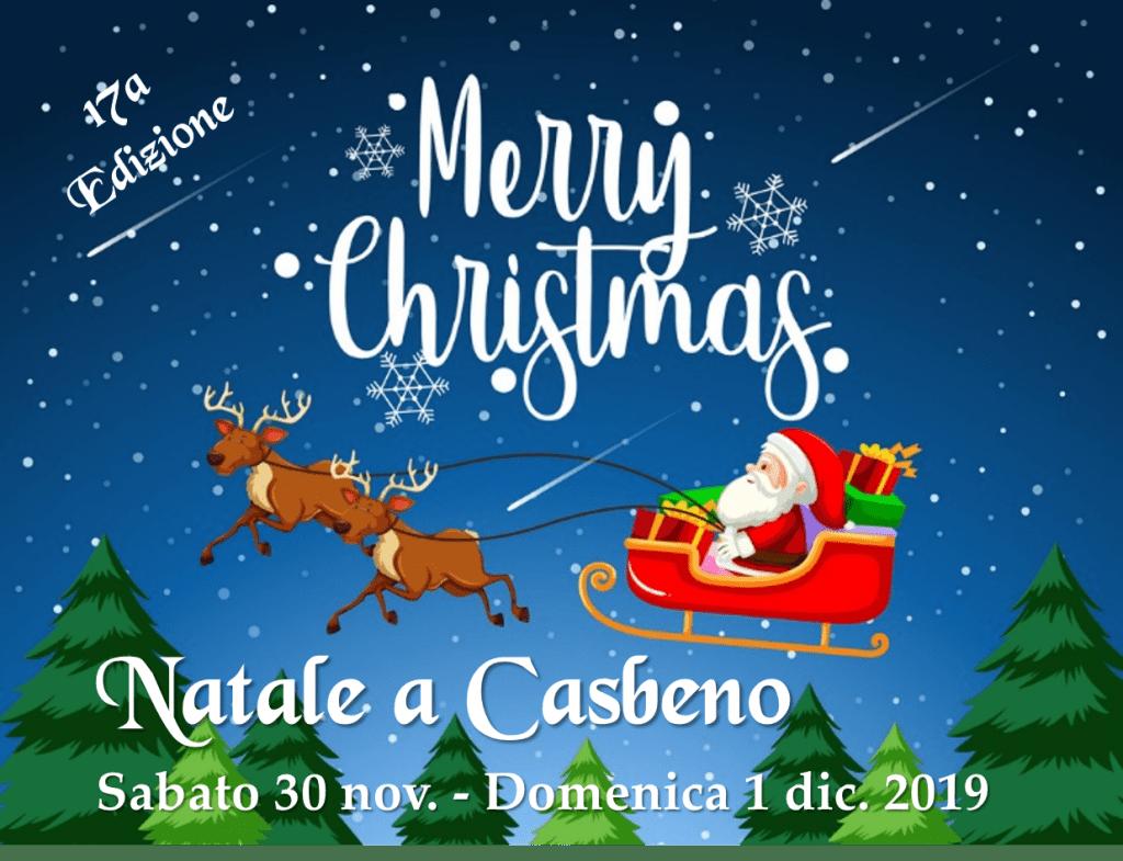17° Luci, Profumi e Colori di Natale a Casbeno