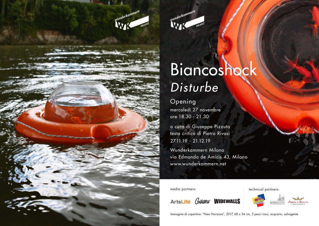 Biancoshock - Disturbe