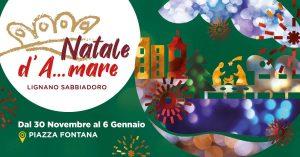 Lignano Natale d'A...Mare - edizione 2019
