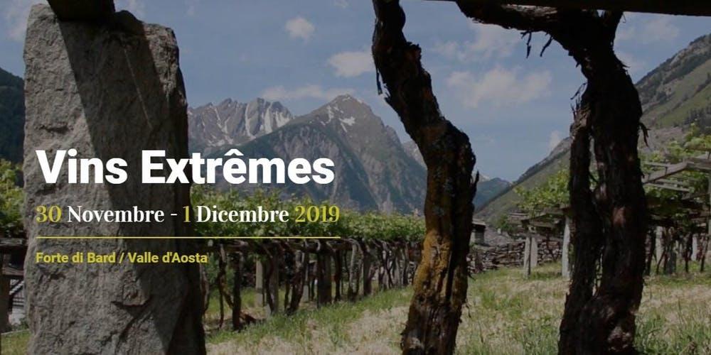 Vins Extrêmes - 3° edizione