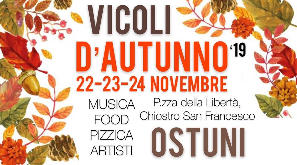 Vicoli d'Autunno - 2° edizione