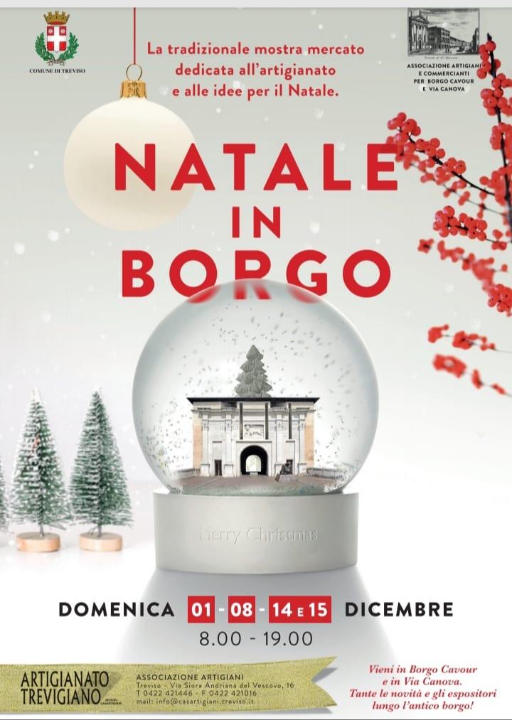 Natale in Borgo 2019