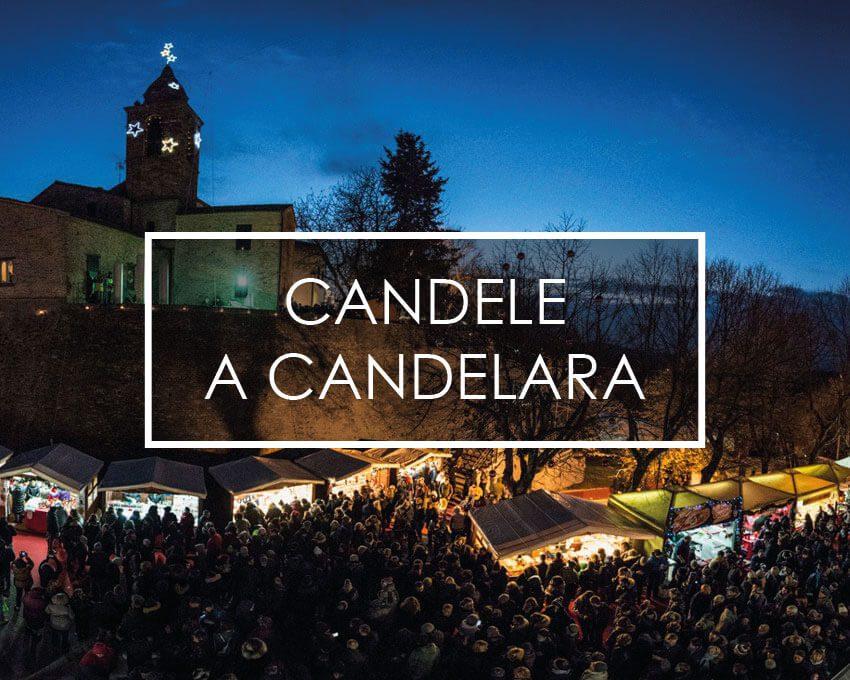 Candele a Candelara - 16° edizione