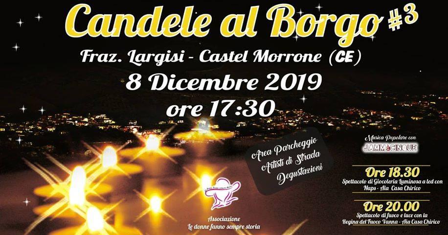Candele al Borgo - 3° edizione