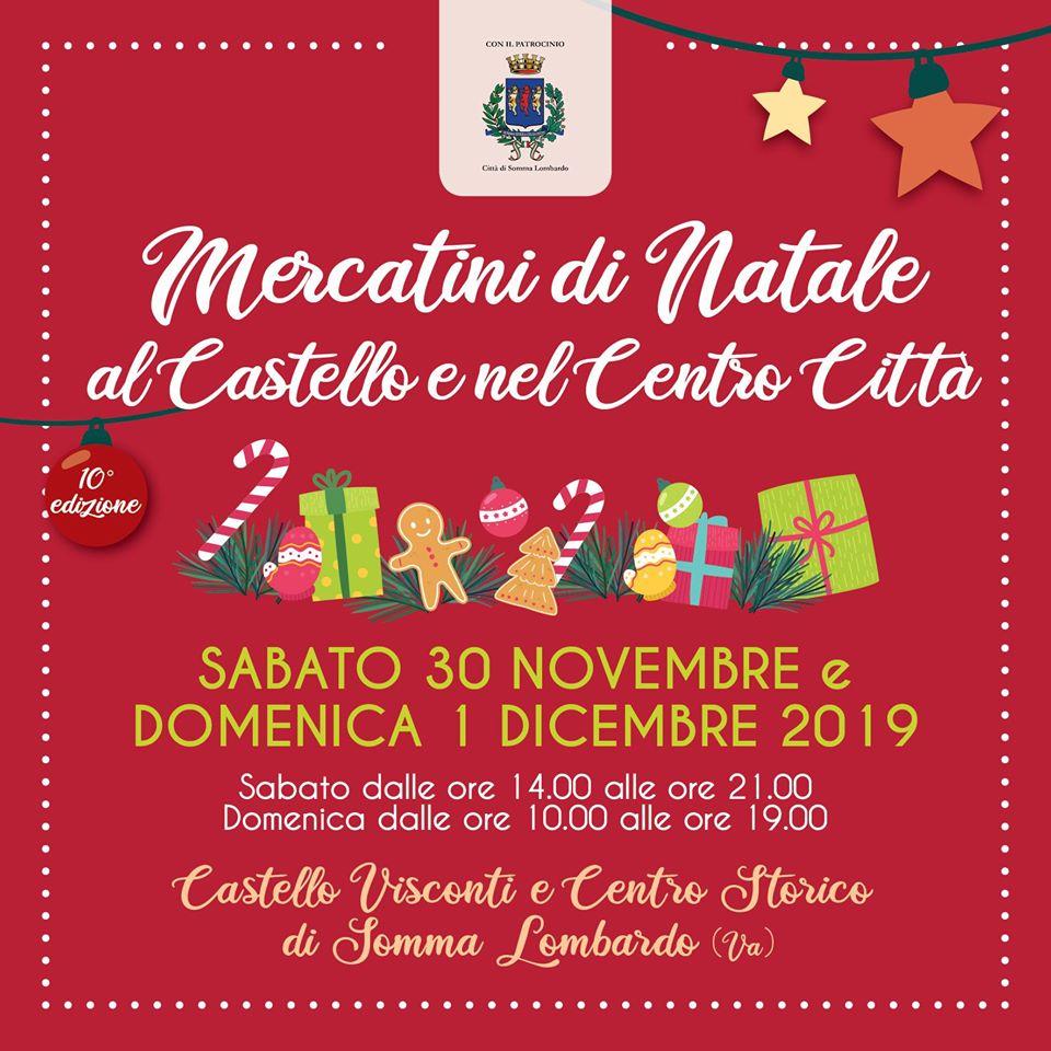 Natale al Castello Visconti - 10° edizione