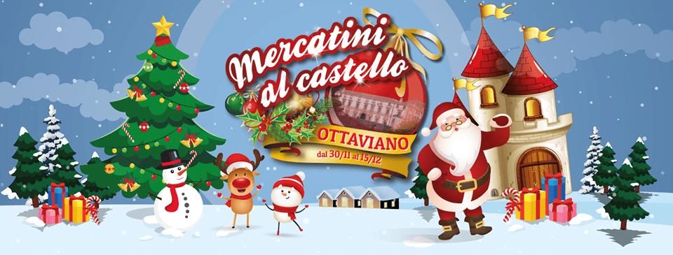 Mercatini al Castello - 7° edizione
