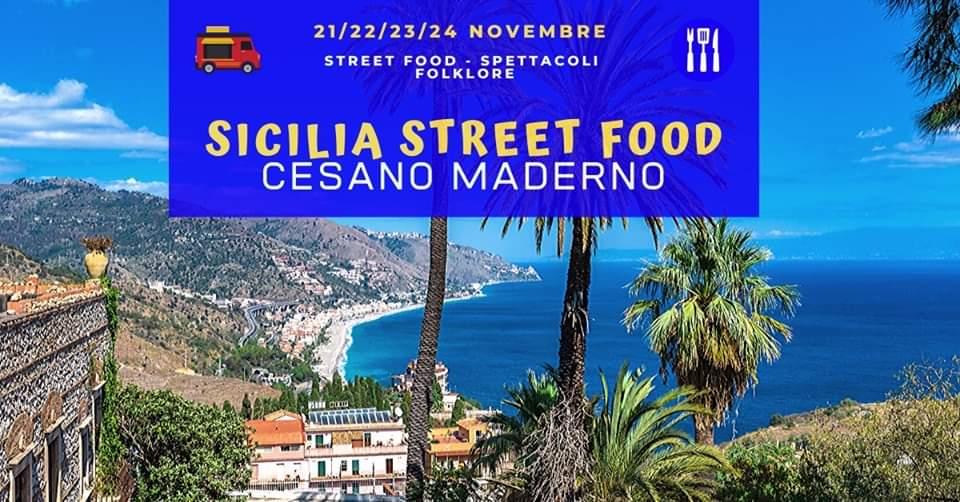 Sicilia Street Food 2019