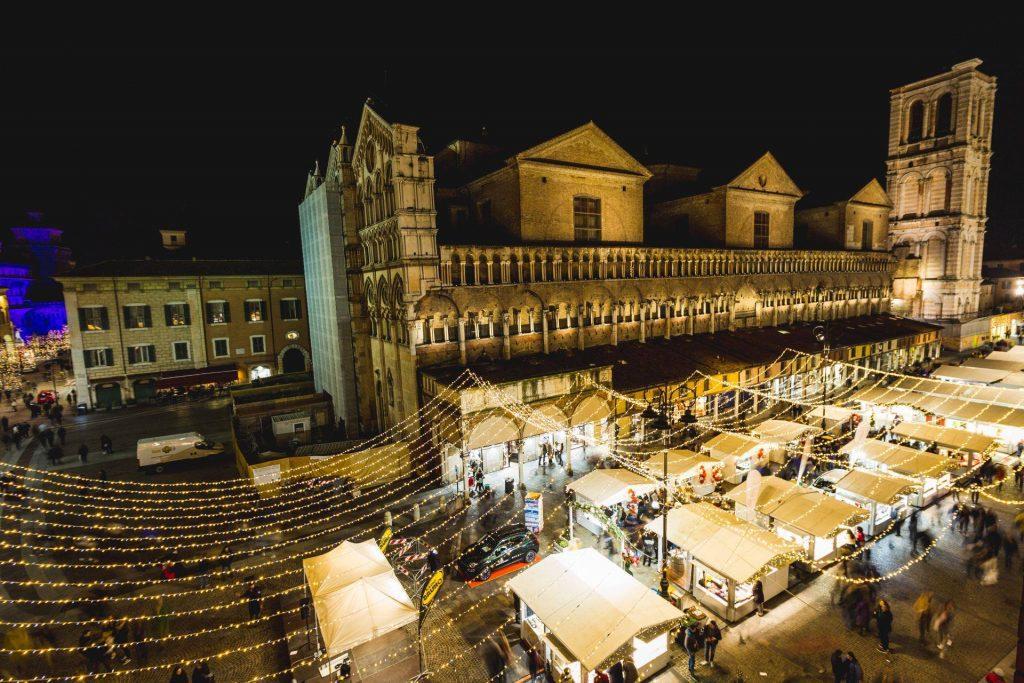Natale è In Centro a Ferrara 2019